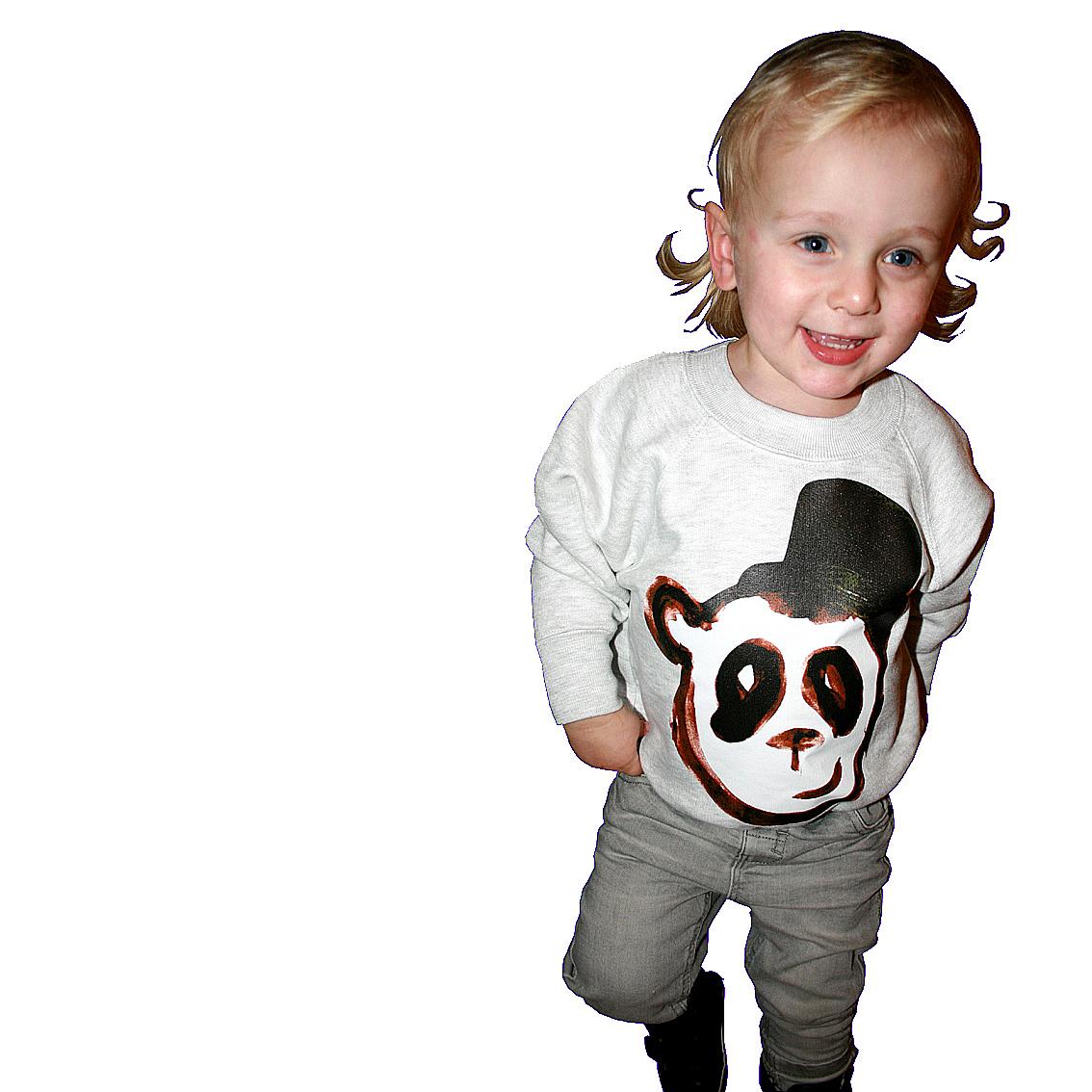 Panda Love Frankie