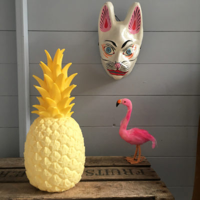 pina colada pineapple lamp love frankie creative lighting and interior store