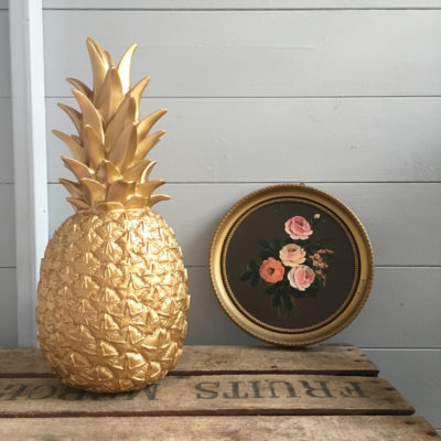pina colada gold pineapple night light lamp love frankie creative lighting store