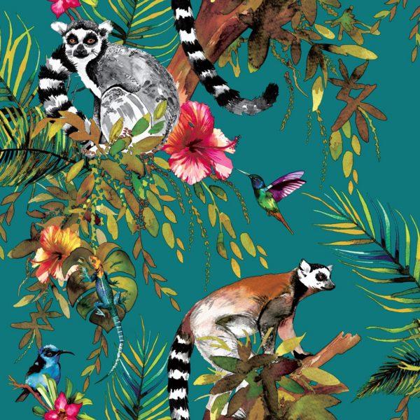 Little Lemur wallpaper