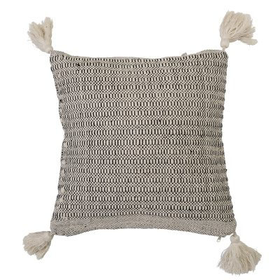 Natural Tassels Cushion