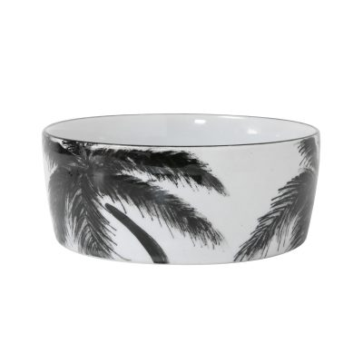 Jungalow Palm Trees Bowl