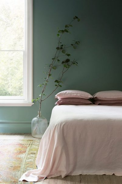 Colour Focus: Interiors Special Pink and Green