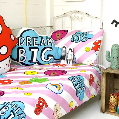 Dream big Cloud cushion