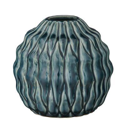 Green Bowl Vase