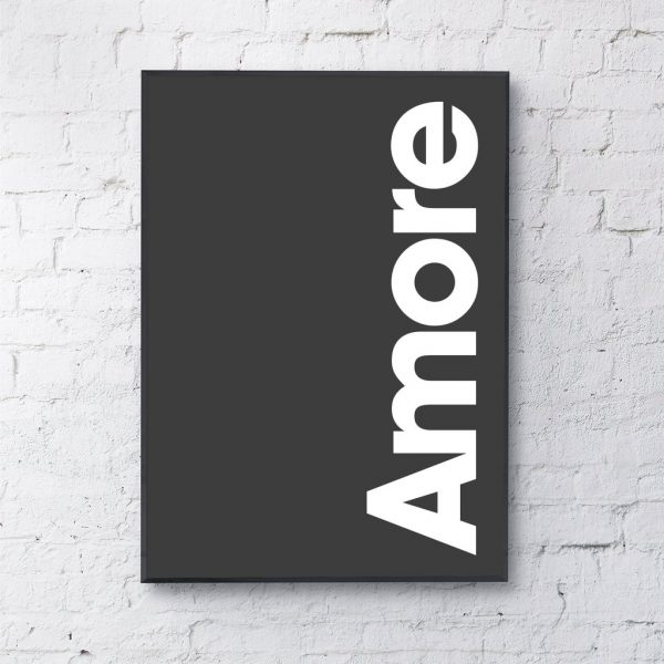 Amore Love Art Print