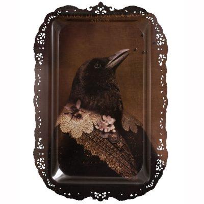 Bernado Raven Ibride Tray