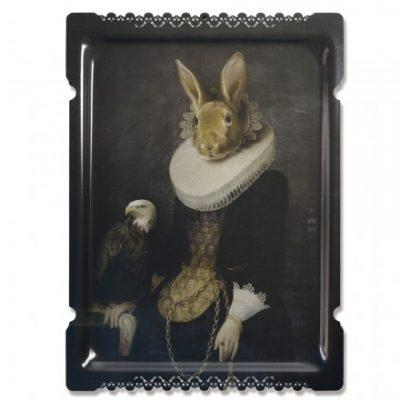 Zhao the bunny Ibride tray