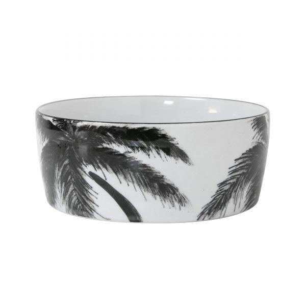 Jungalow Palm Trees Bowl