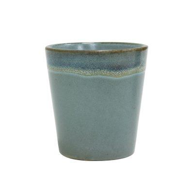 70s ceramics - moss