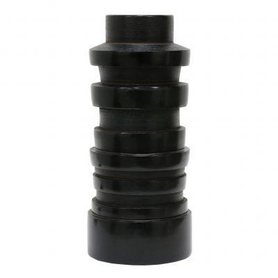 Chulucanas Vase - Black
