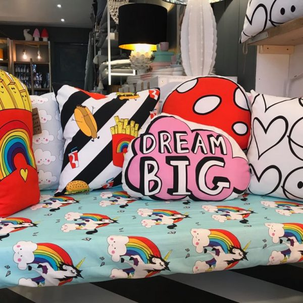 Love Frankie Cushion Collection