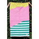 Tales of Summer Highs. Handmade Artisan Rug