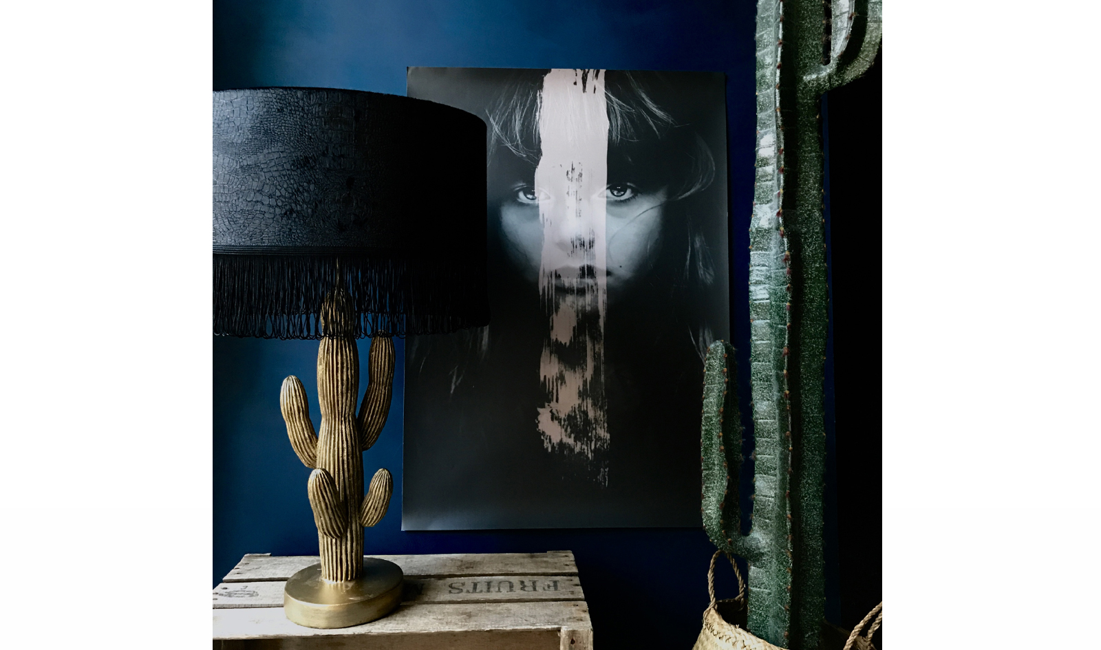 Fringed Beauties Lampshades