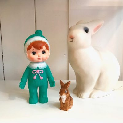 Limited Edition Woodland Doll in Green