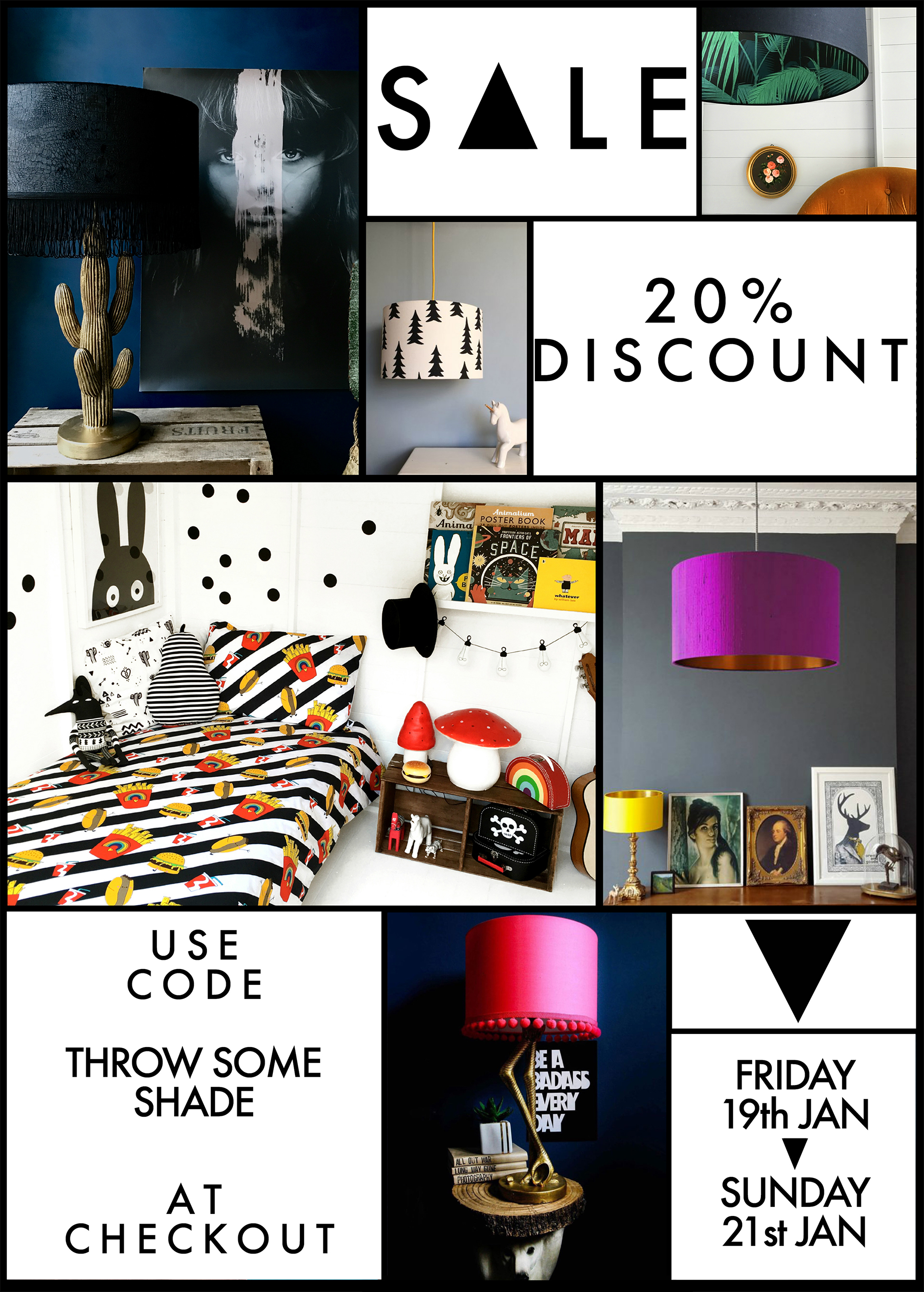 Super Sale discounts at Love Frankie