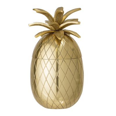 Gorgeous Gold Pineapple Ice Bucket