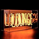 Lounge Neon Acrylic Lightbox