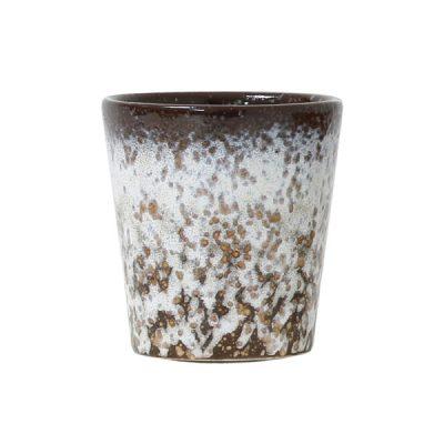 70s Inspired Ceramic Cup – Mud
