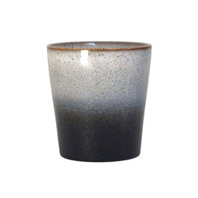 70s Inspired Ceramic Cup – Rock