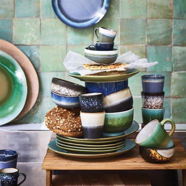 70's inspired ceramics