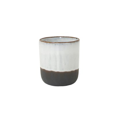 70's inspired ceramic mono pot