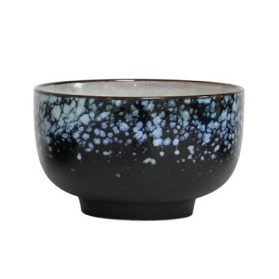 70's inspired ceramic bowl - Galaxy