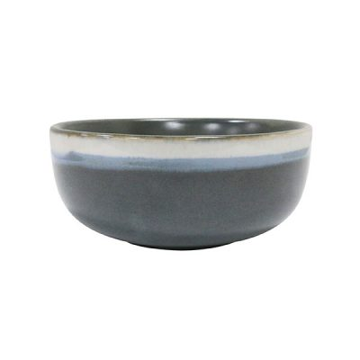 70's inspired ceramic bowl - Camouflage