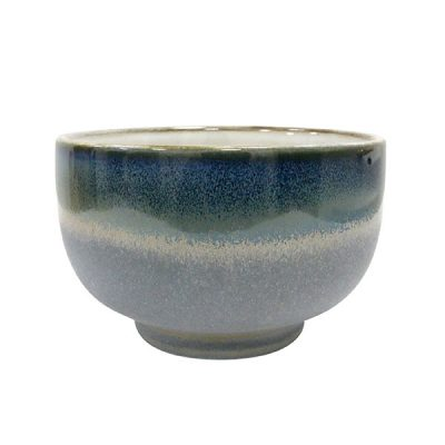 70's inspired ceramics - Bowl Ocean