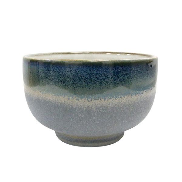 70's inspired ceramics - Bowl Ocean