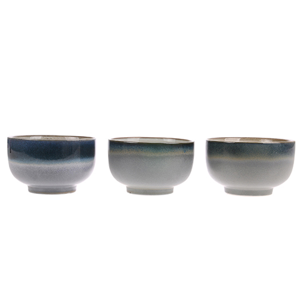 70's inspired ceramic bowl - Rock