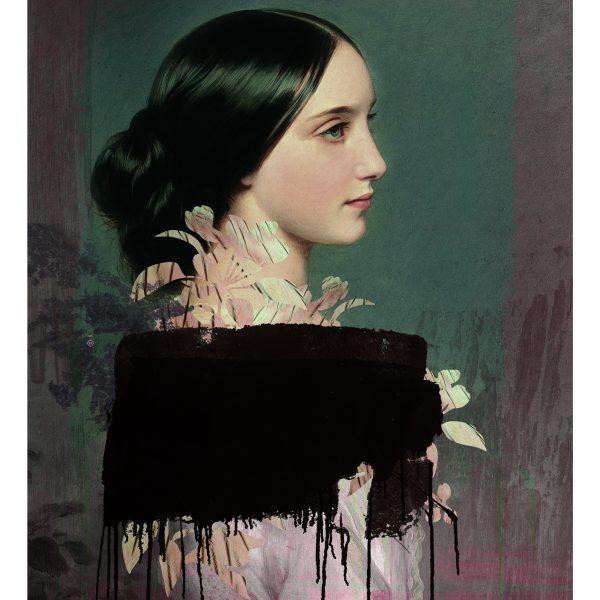 IDA #4 PORTRAIT TRAY ARTWORK FROM IBRIDE