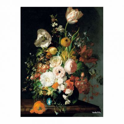 Grand Bouquet vintage inspired art print