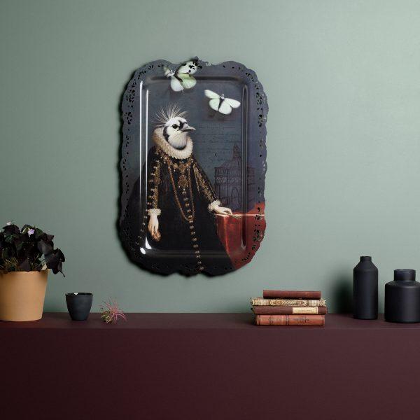Pia Ibride Tray Galerie de Portraits