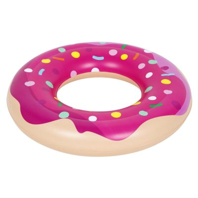Awesome Kids Inflatable Donut Pool Ring