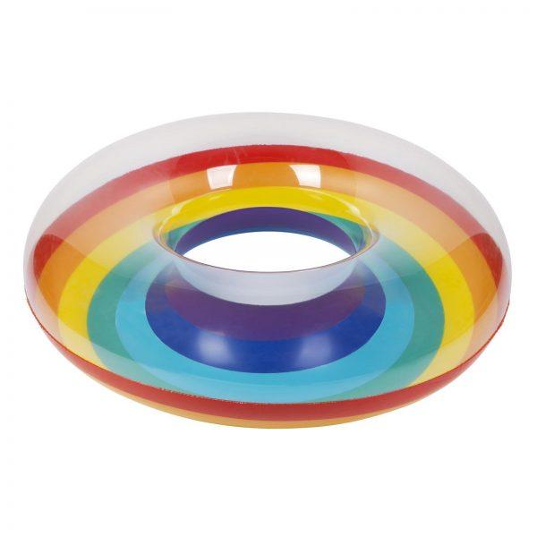 Rainbow Pool Ring Float