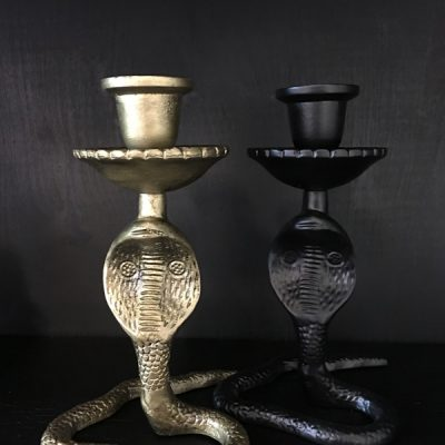 Serpent Snake Candle Sticks