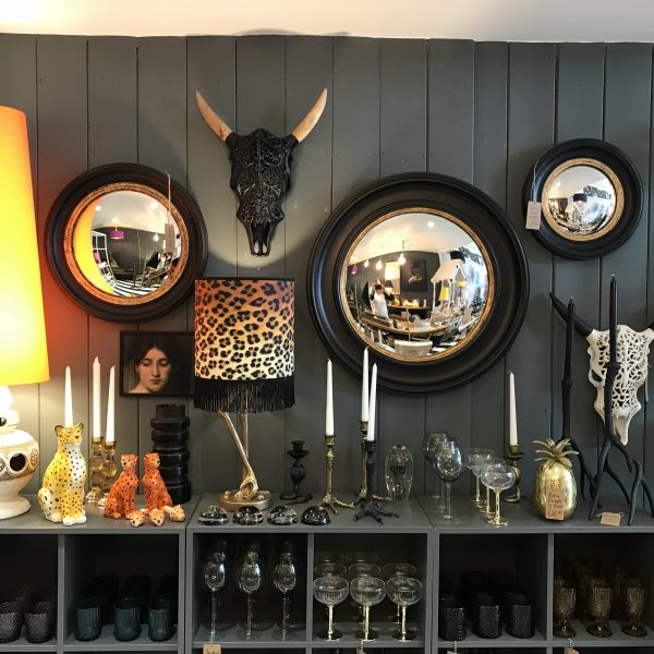Statement Convex Mirrors 3 sizes available
