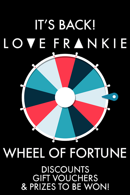 Wheel of Fortune discount game