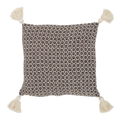 Diamond tassel Cushion