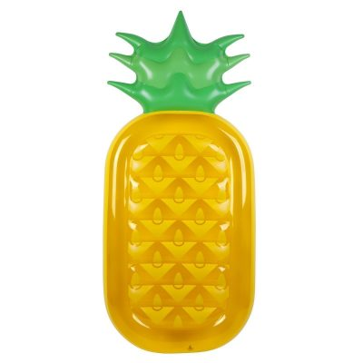 Perfect Pineapple inflatable summer lilo