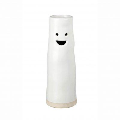 Happy Little Face Vase