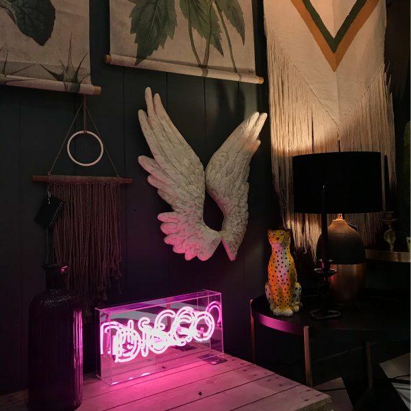 Neon Light DISCO Acrylic Light Box