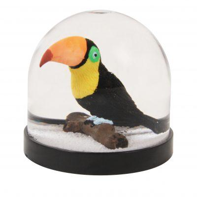 Toucan Snowglobe