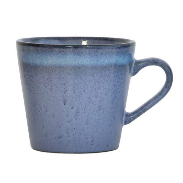 70s Inspired Ceramic Mug - Wave