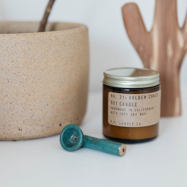 No. 21 Golden Coast Soy Candle