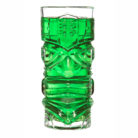 Tiki Glass Tumblers