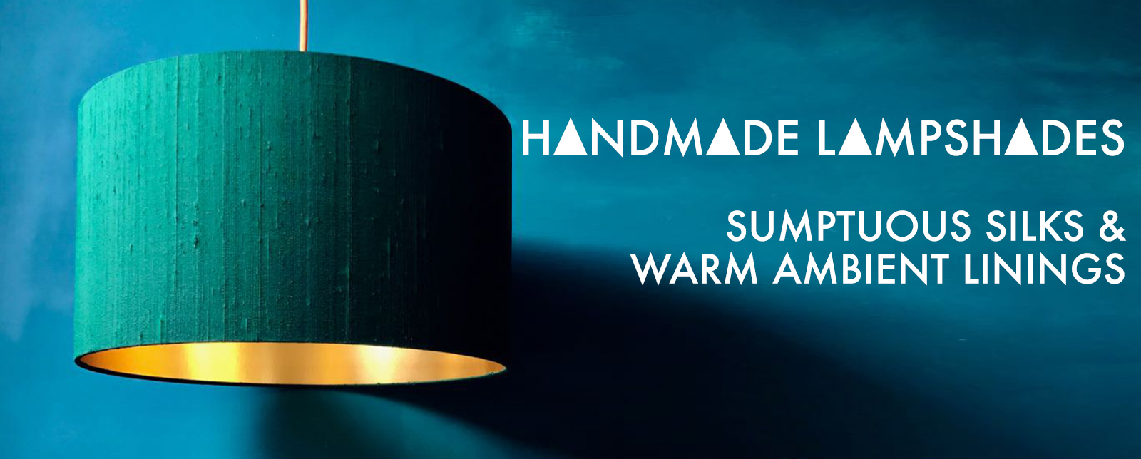 bespoke made to order handmade lampshades by Love Frankie