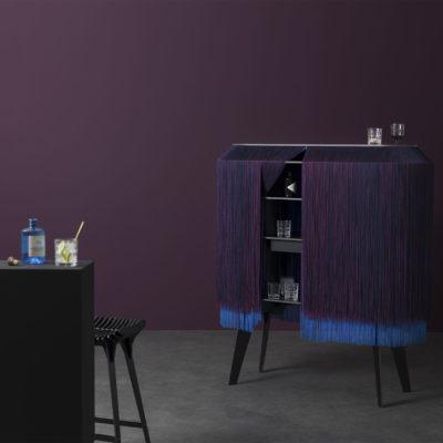 iBride Large Alpaga Crepuscule Cabinet