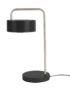 Curve Table Lamp In Mustard or Black